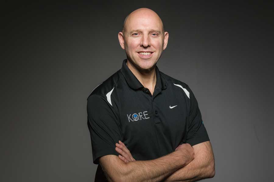 Dr John Brazier (TCM) MSc, founder of the worldwide Health, Recovery & Performance System