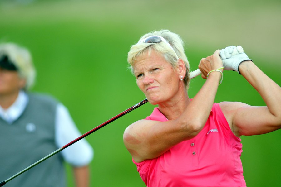Trish Johnson - 25 times winner of the US & European Golf Tour