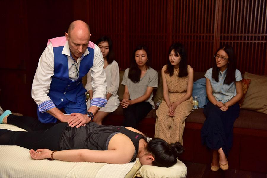 Dr John Brazier K.O.R.E. Therapy Training Academy