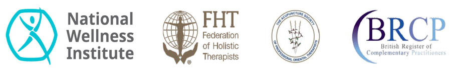 Dr John Brazier: National Wellness Institute, Federation of Holistic Therapists, Acupuncture Society & The British Register of Complementary Practitioners